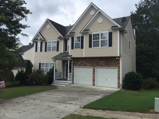 112 W Skyline View, Dallas, GA 30157 (MLS #6067841) :: RCM Brokers