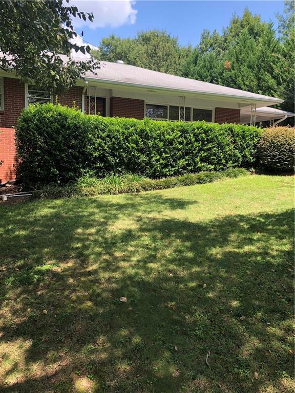 1858 Dresden Drive NE, Brookhaven, GA 30319 (MLS #6068993) :: The Russell Group