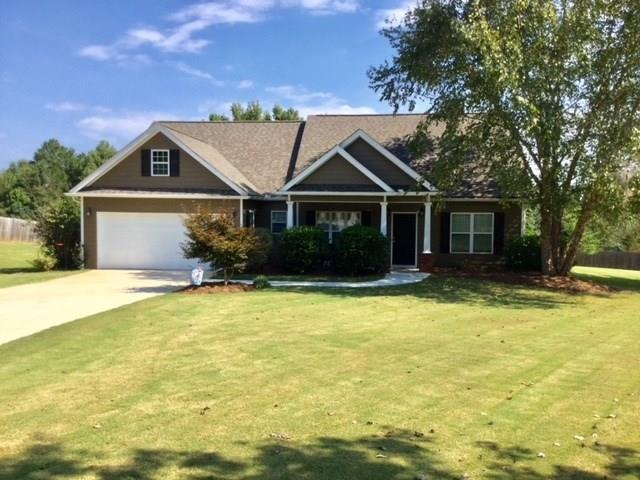 81 Thrasher Lane, Jefferson, GA 30549 (MLS #6069021) :: Iconic Living Real Estate Professionals