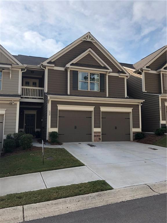 239 Oakview Drive, Canton, GA 30114 (MLS #6069423) :: The Cowan Connection Team