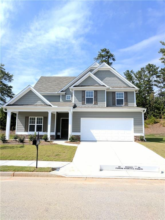 210 Serendipity Way, Dallas, GA 30157 (MLS #6069685) :: Iconic Living Real Estate Professionals