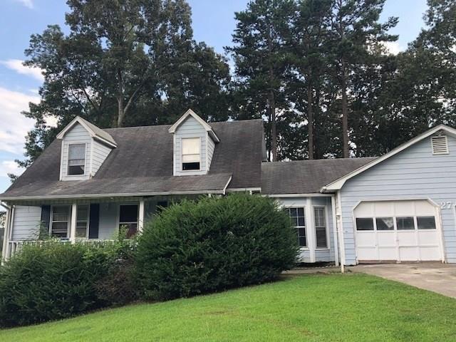 27 SE Rock Crest Circle SE, Cartersville, GA 30120 (MLS #6069710) :: Iconic Living Real Estate Professionals