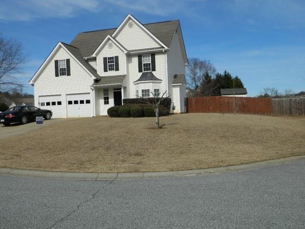 613 Spring Trail, Canton, GA 30115 (MLS #6070175) :: Kennesaw Life Real Estate