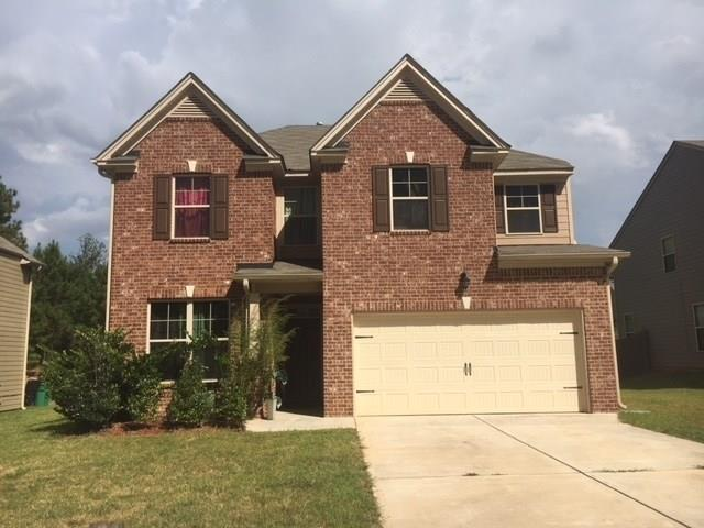 9757 Ivey Ridge Circle, Jonesboro, GA 30238 (MLS #6071036) :: North Atlanta Home Team