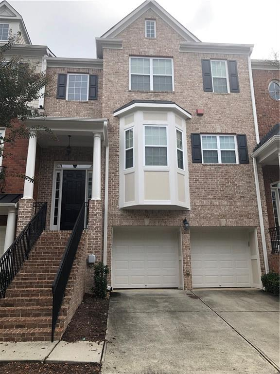 3032 Woodwalk Drive SE #15, Atlanta, GA 30339 (MLS #6071346) :: Charlie Ballard Real Estate