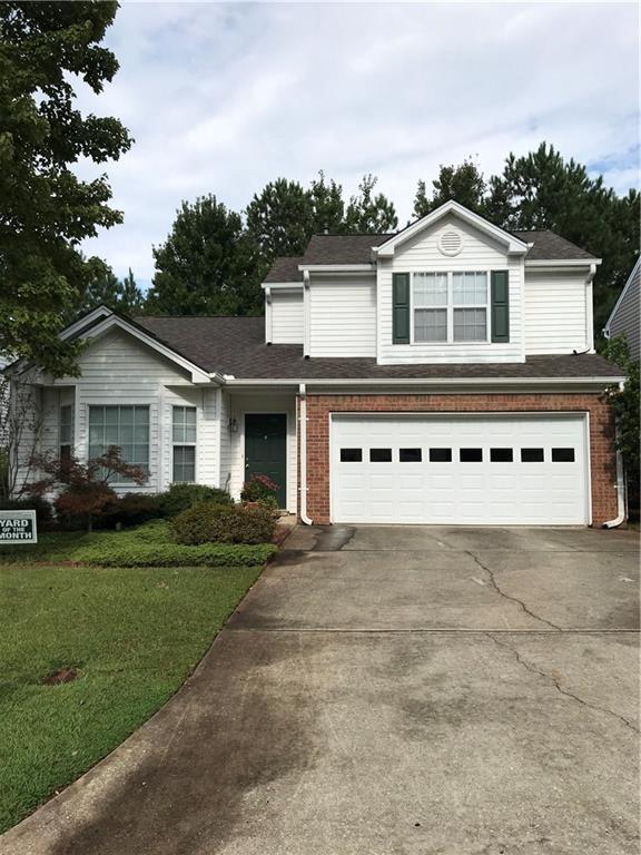 1105 Winter Park Lane, Norcross, GA 30093 (MLS #6071372) :: North Atlanta Home Team