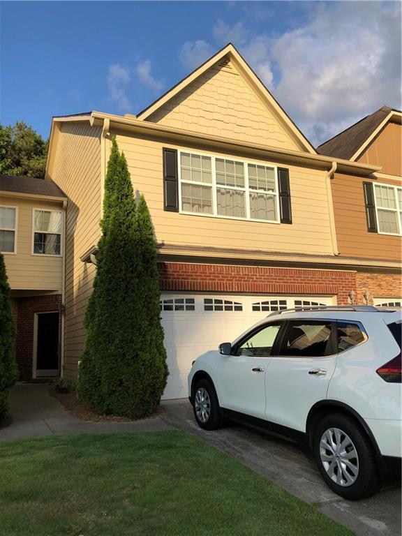 4472 Black Hills Drive NW #12, Acworth, GA 30101 (MLS #6072665) :: North Atlanta Home Team