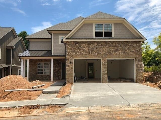 3933 Chalmers Gate SE, Smyrna, GA 30080 (MLS #6072834) :: Iconic Living Real Estate Professionals