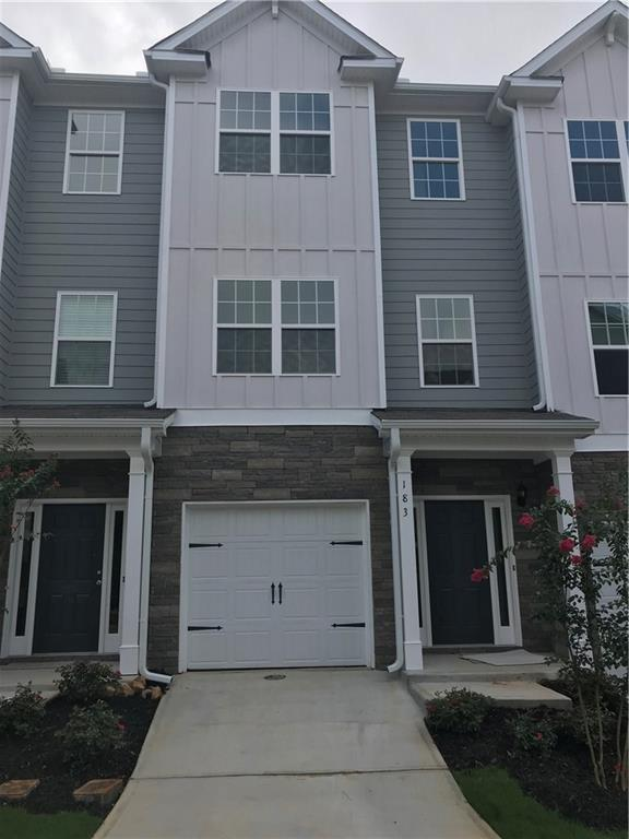 183 Plaza Park Walk, Kennesaw, GA 30144 (MLS #6073127) :: Kennesaw Life Real Estate