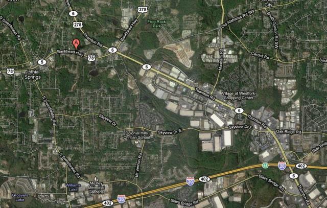 3351 Bankhead Highway E, Lithia Springs, GA 30122 (MLS #6073226) :: The Bolt Group