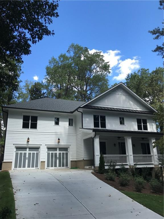 4103 Chippewa Place NE, Brookhaven, GA 30319 (MLS #6073337) :: The Cowan Connection Team