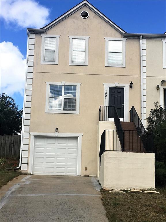 1857 Barrington Court, Marietta, GA 30066 (MLS #6073505) :: North Atlanta Home Team
