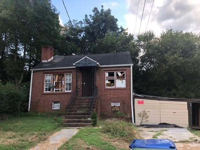 1084 Ollie Circle NW, Atlanta, GA 30314 (MLS #6073770) :: The Cowan Connection Team