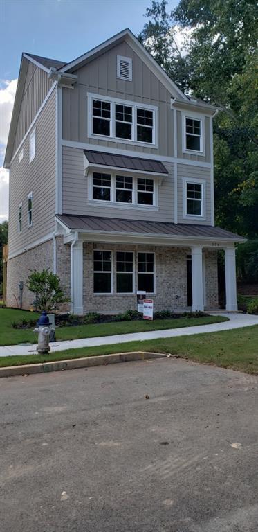 306 Southpark Lane, Woodstock, GA 30188 (MLS #6075078) :: Path & Post Real Estate