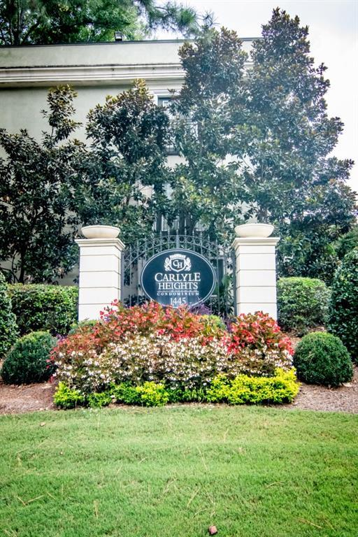 1445 Monroe Drive NE E28, Atlanta, GA 30324 (MLS #6075096) :: The Hinsons - Mike Hinson & Harriet Hinson