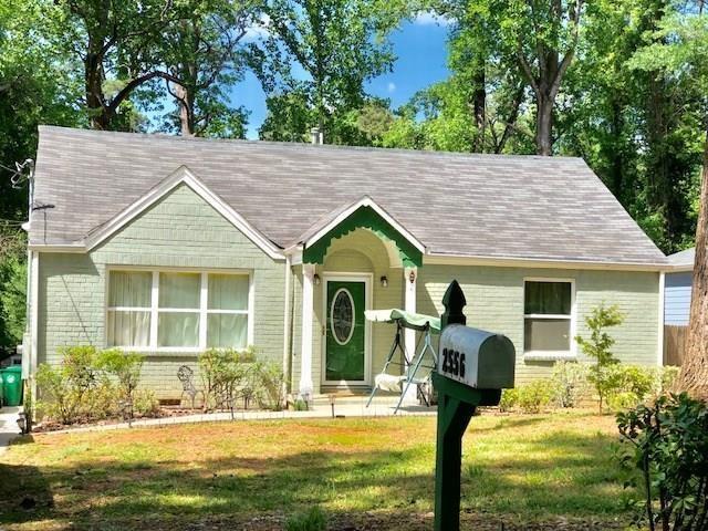 2556 Creekwood Terrace, Decatur, GA 30030 (MLS #6075163) :: The Cowan Connection Team