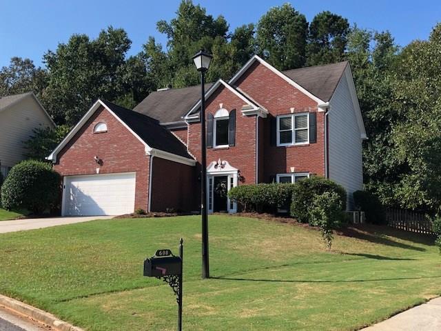 598 Summergreen Court, Suwanee, GA 30024 (MLS #6075383) :: RE/MAX Paramount Properties
