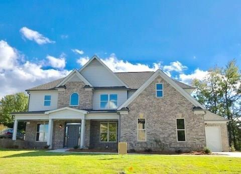 4522 Madison Run Place, Snellville, GA 30039 (MLS #6075439) :: The Cowan Connection Team