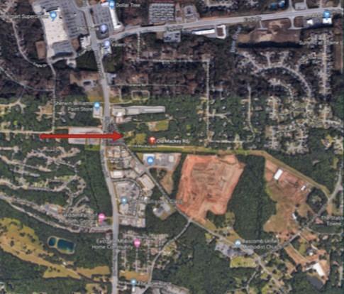 00 Old Mackey Road, Woodstock, GA 30189 (MLS #6075661) :: RE/MAX Paramount Properties