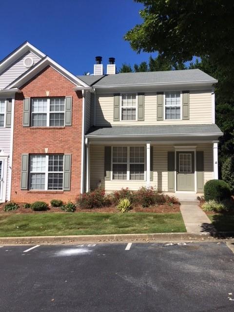 4645 Valais Court #48, Alpharetta, GA 30022 (MLS #6075690) :: North Atlanta Home Team