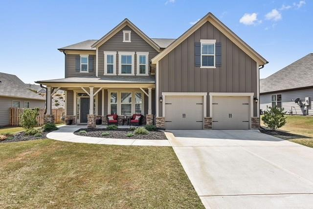 4008 Creekshire Trail, Canton, GA 30115 (MLS #6075911) :: The Hinsons - Mike Hinson & Harriet Hinson