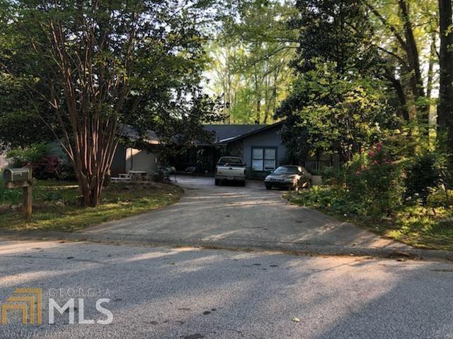 1683 S Hidden Hills Parkway, Stone Mountain, GA 30088 (MLS #6076234) :: RE/MAX Prestige