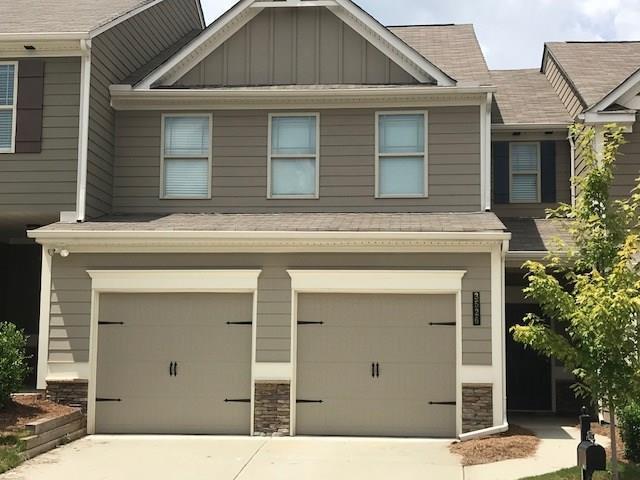 3526 Castleberry Village Circle #28, Cumming, GA 30040 (MLS #6076370) :: North Atlanta Home Team