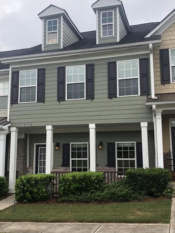 532 Georgia Way, Woodstock, GA 30188 (MLS #6076460) :: North Atlanta Home Team