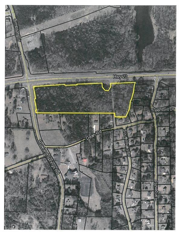0 Hwy 20, Cartersville, GA 30121 (MLS #6077214) :: Hollingsworth & Company Real Estate