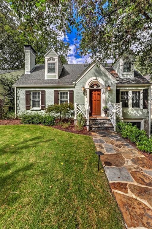 234 Peachtree Way NE, Atlanta, GA 30305 (MLS #6077258) :: Julia Nelson Inc.