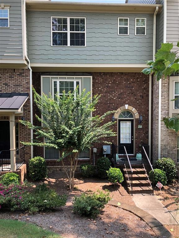 258 Autumn Place Way, Norcross, GA 30071 (MLS #6078388) :: North Atlanta Home Team