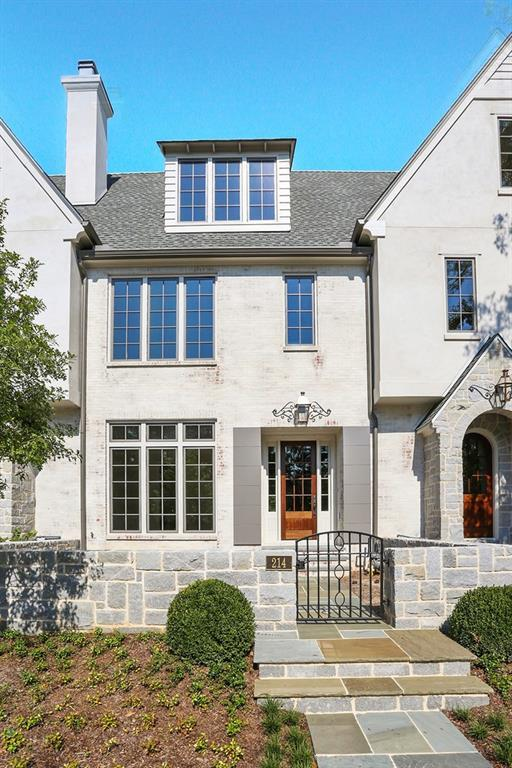 3085 Paces Mill Road SE #5, Atlanta, GA 30339 (MLS #6078542) :: Iconic Living Real Estate Professionals