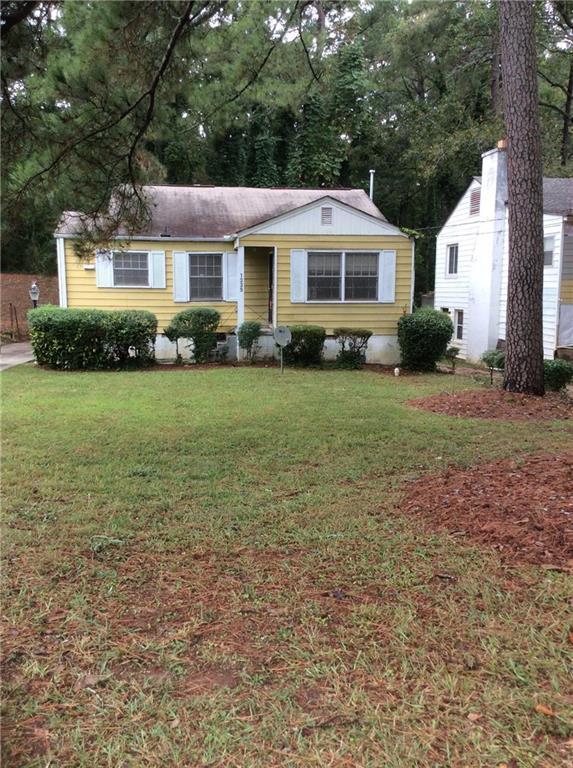 1339 Lorenzo Drive SW, Atlanta, GA 30310 (MLS #6078943) :: Todd Lemoine Team
