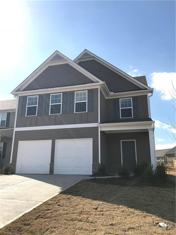 133 Boxwood Way, Dallas, GA 30132 (MLS #6079791) :: Kennesaw Life Real Estate