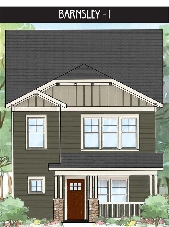 Lot 9 Academy Street, Acworth, GA 30101 (MLS #6080373) :: The Cowan Connection Team