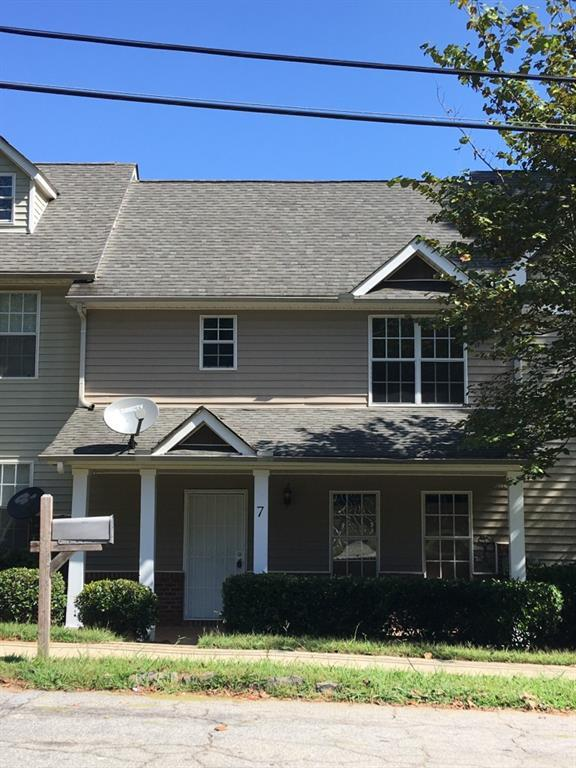 1081 Estes Drive SW #7, Atlanta, GA 30310 (MLS #6080422) :: The Zac Team @ RE/MAX Metro Atlanta