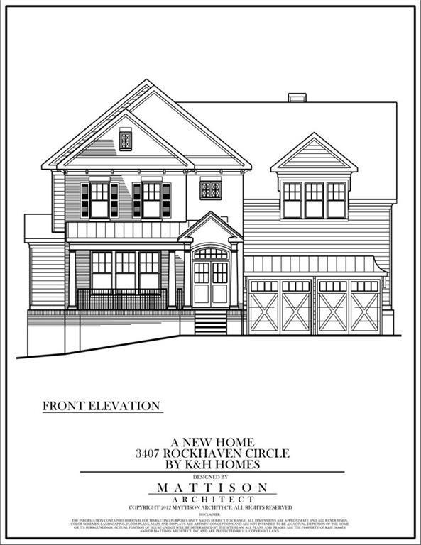3407 Rockhaven Circle NE, Atlanta, GA 30324 (MLS #6082441) :: Iconic Living Real Estate Professionals