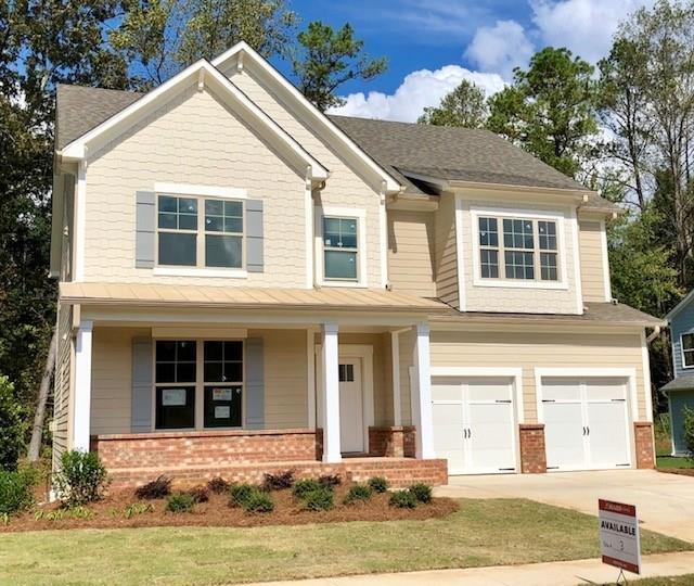 1819 Goodhearth Drive, Marietta, GA 30066 (MLS #6083842) :: Hollingsworth & Company Real Estate
