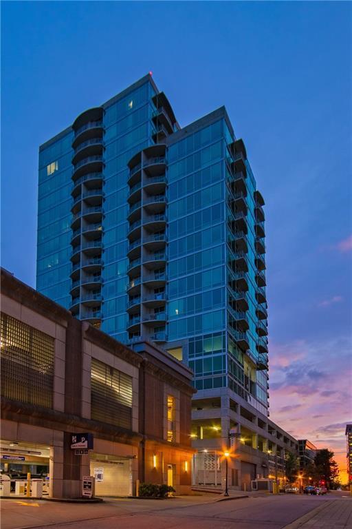 943 Peachtree Street NE #911, Atlanta, GA 30309 (MLS #6084083) :: North Atlanta Home Team