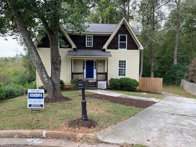 1458 Millstream Trail, Lawrenceville, GA 30044 (MLS #6084325) :: The Cowan Connection Team