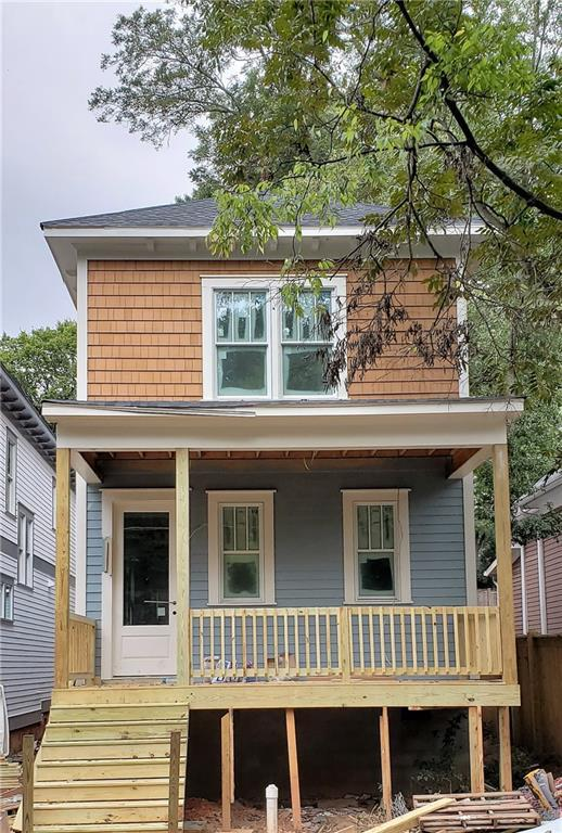 284 Milledge Avenue SE, Atlanta, GA 30312 (MLS #6084689) :: Todd Lemoine Team
