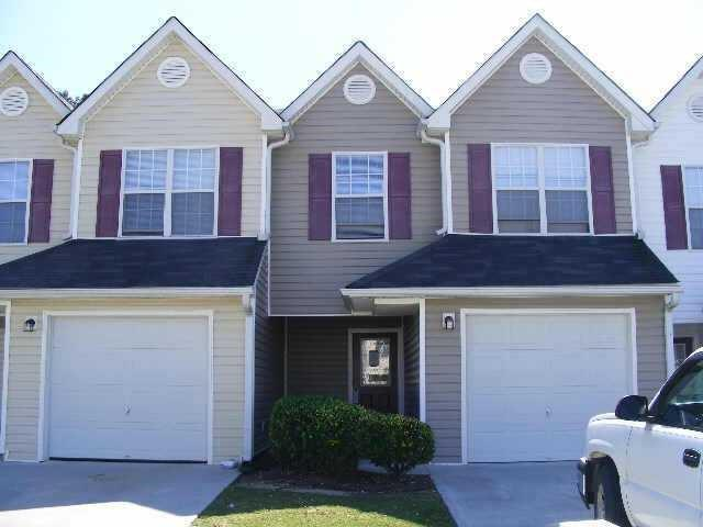 6917 Gallant Circle SE #12, Mableton, GA 30126 (MLS #6085568) :: North Atlanta Home Team