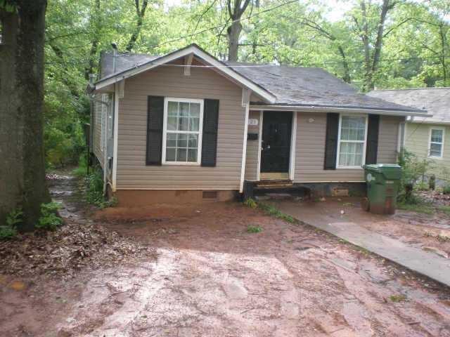 1321 Fairbanks Street SW, Atlanta, GA 30310 (MLS #6085655) :: The Russell Group