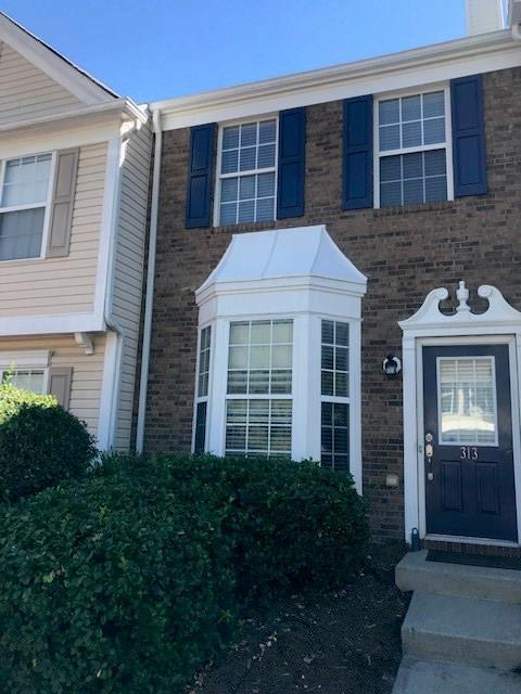 313 Devonshire Drive #313, Alpharetta, GA 30022 (MLS #6085677) :: North Atlanta Home Team