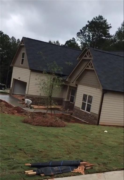 420 Andrew Ridge Dr Drive, Jefferson, GA 30549 (MLS #6087082) :: The Cowan Connection Team