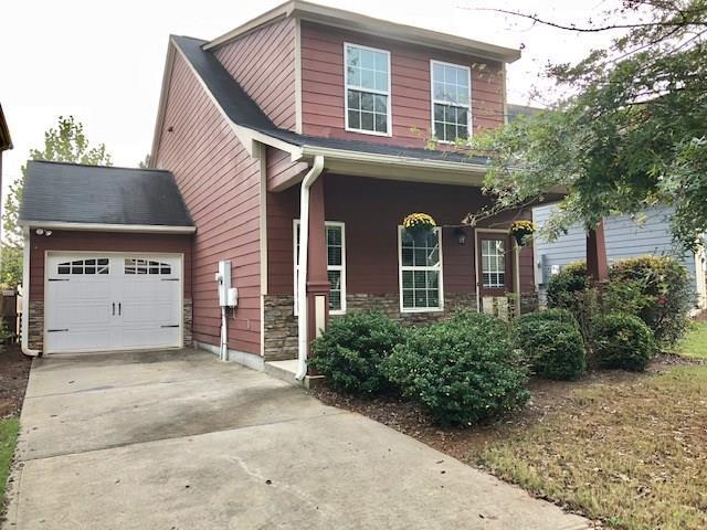 149 Overlook Circle, Canton, GA 30115 (MLS #6087205) :: The North Georgia Group