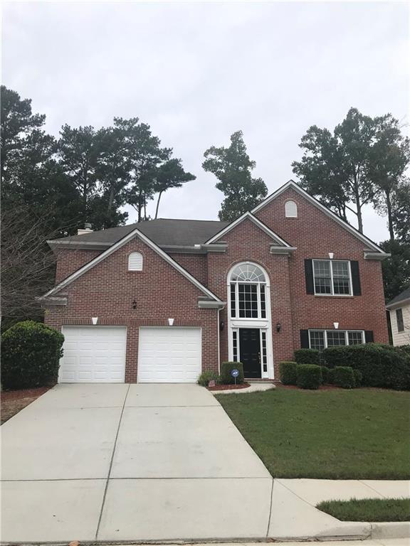 628 Rebecca Ives Drive NW, Lilburn, GA 30047 (MLS #6087350) :: Good Living Real Estate