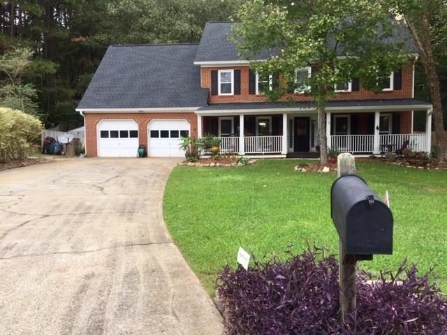 2610 Loring Road NW, Kennesaw, GA 30152 (MLS #6087658) :: GoGeorgia Real Estate Group