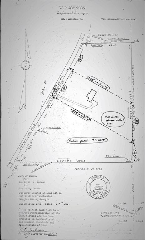 4947 A Stewart Mill Road, Douglasville, GA 30135 (MLS #6088004) :: Path & Post Real Estate