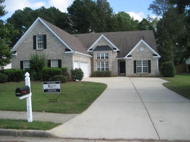 1271 Oak Haven Way, Lawrenceville, GA 30043 (MLS #6088318) :: RE/MAX Paramount Properties